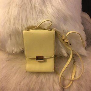 Brand New Yellow Crossbody Bag